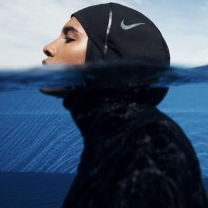 Nike's New Swim Collection Includes A Hijab