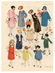 What Were the Fashion Trends in the 1920s?