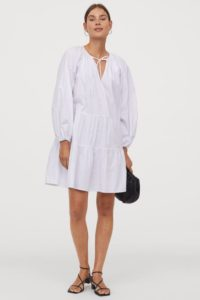 A White Summer Dress With Belt – The Perfect Way to Step Out in Style!