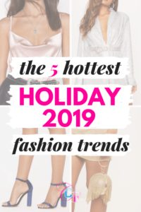10 Hottest Fashion Trends For Women in Fall